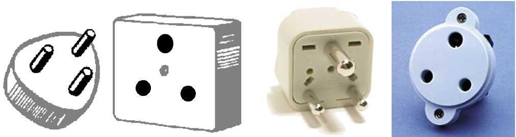 Gniazdka Elektryczne W Europie Tubywalcy Pl