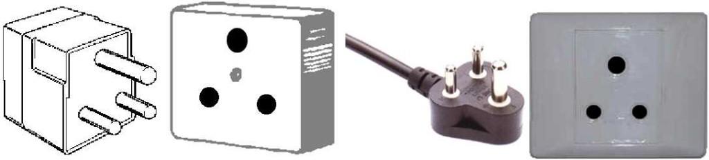 M plug